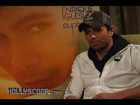 Enrique Iglesias on 'I Like It' Music Video with Jersey Shore Cast