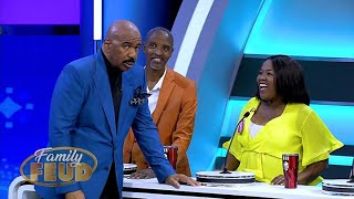 "Steve cannot pronounce ""CLICK"" in Xhosa, one of the 11 South Africa languages! 