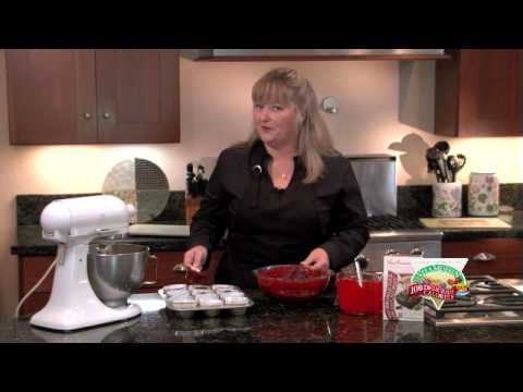 Quick, Healthy and Easy Red Velvet Cupcake Recipe by Vitalicious