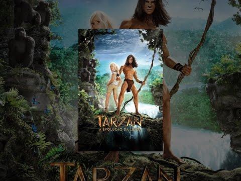 Tarzan. A Evolução da Lenda Dublado