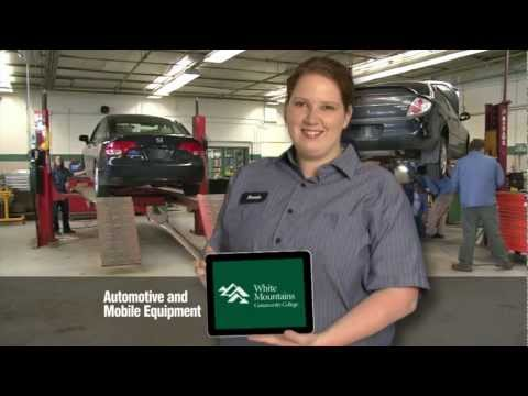 "TELEVISION: White Mountains Community College - ""Future You"" Fall 2012"