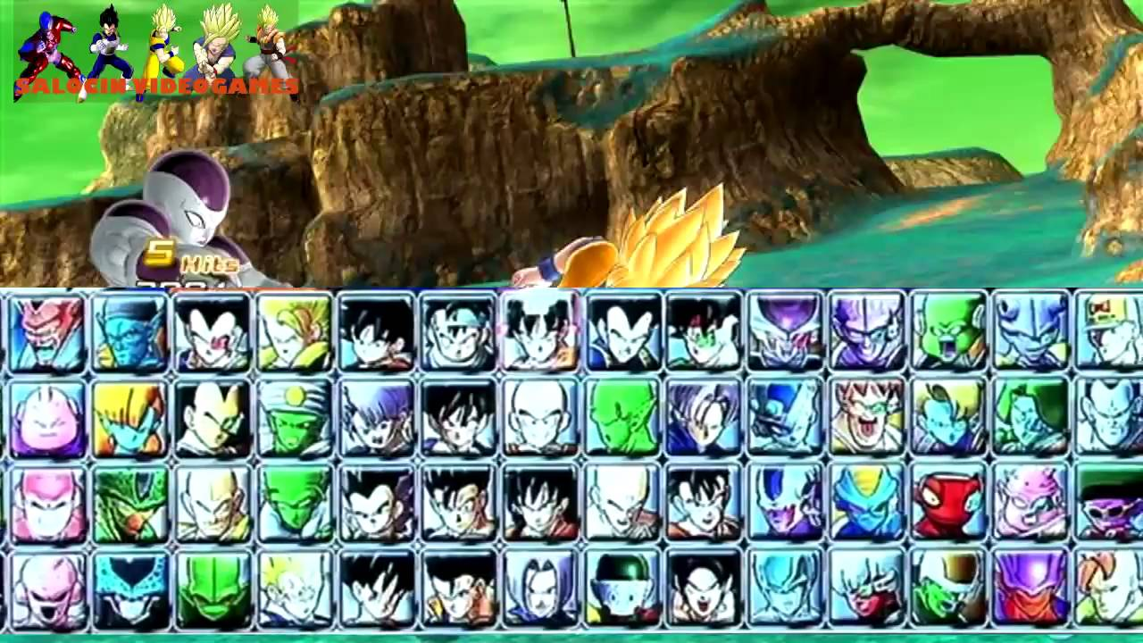 Les personnages de dragon ball z raging blast 2 - Tout les image de dragon ball z ...