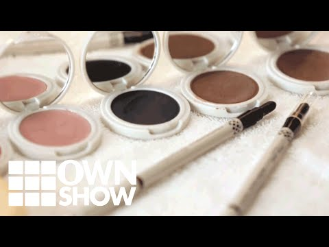 How to Master a Simple Smokey Eye   #OWNSHOW   Oprah Online
