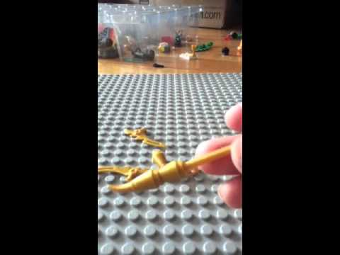 Lego Ninjago: How to make the Mega Weapon