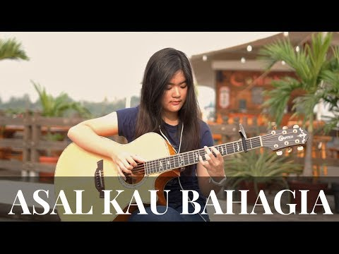 (Armada) Asal Kau Bahagia - Josephine Alexandra | Fingerstyle Guitar Cover