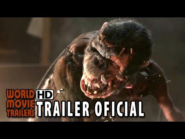 Victor Frankenstein com Daniel Radcliffe, James McAvoy - Trailer Oficial Dublado (2015) HD