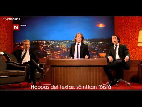 Ylvis - A song for Swedish viewers - IKMY 16.09.14 (Eng subs)