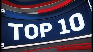 Top 10 Plays of the Night: November 10, 2017