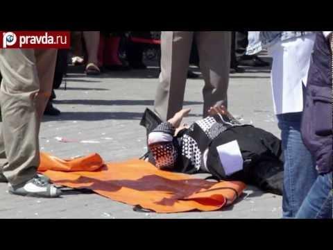 Кто взорвал Днепропетровск 27.04.2012 ?
