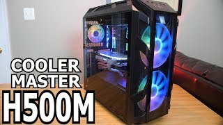 Cooler Master's H500M Is Here!