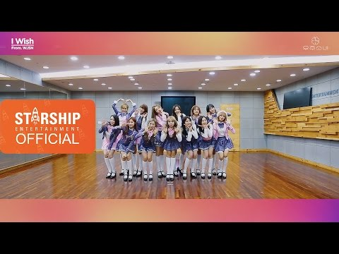 download lagu Dance Practice 우주소녀WJSN _ 너에 gratis