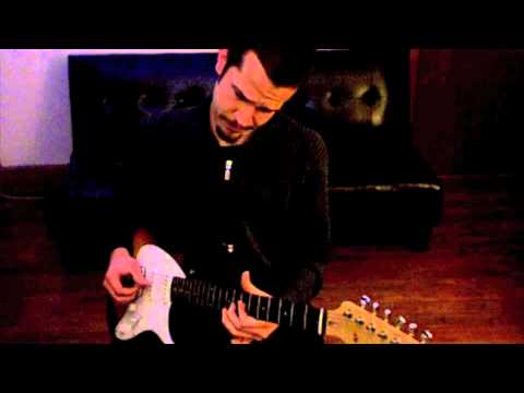 Hey Joe - Jimi Hendrix (solo baritone guitar arrangement)