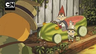 Over The Garden Wall | Tome of the Unknown | Original Shorts | Cartoon Network