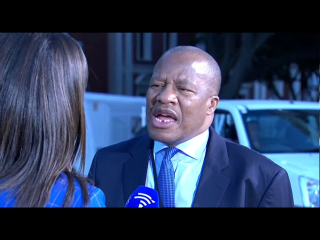 ANC Chief Whip Mthembu on the 5th Democratic President of SA