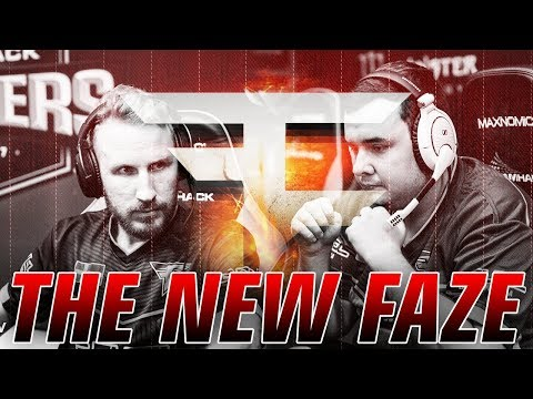 CS:GO | THE NEW FAZE CLAN (Best plays, highlights, sick shots, clutches)