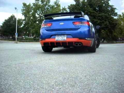 Sk Kfx 2 4 6 Speed 2010 Kia Forte Koup Build Mark