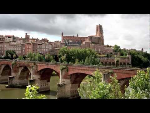 French 1- Midi-Pyrenees Travel Segment Video