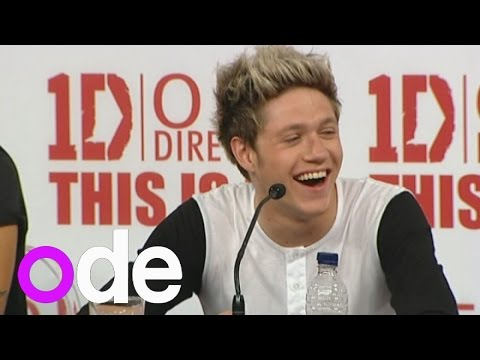 Niall Horan is NOT leaving One Direction