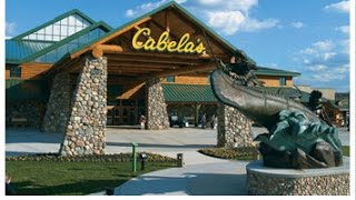 EDC and Survival Shopping at Cabela's