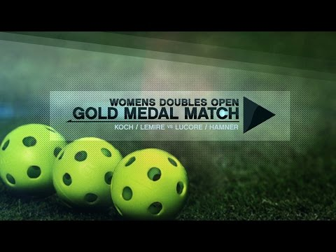 2014 So Cal Summer Classic – Gold Medal Match: Open Women's Doubles