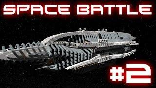 Minecraft Spaceship Battle - Bullying! #2