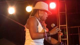 Claudette Peters Taxik Band - Live At Help Haiti Benefit - Video 2