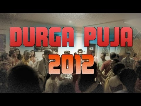 Durga Puja 2012 Montreal Canada video