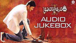 Brahmotsavam - Full Album | Audio Jukebox | Mahesh Babu, Samantha, Kajal Aggarwal & Pranitha Subhash