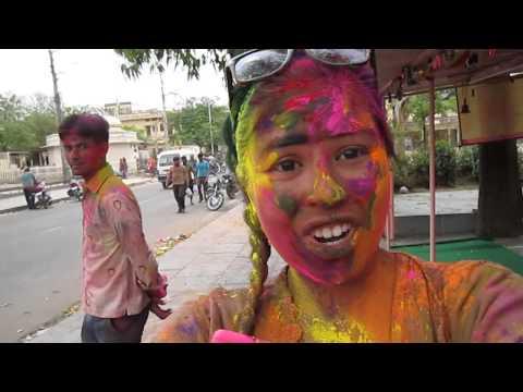 National Grope Day India Aka Holi Festival Aka Festival Of Colors! video