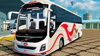 Autobús Pullman de Morelos Volvo 9800 - Accidentes y Choques Cuernavaca - CDMX