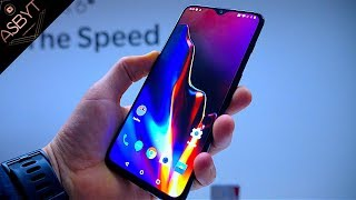 OnePlus 6T Hands On REVIEW! | Worth The Upgrade?