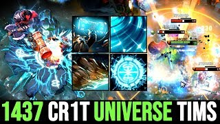 Planetfall Badass Earthshaker Arcana Epic Gameplay Compilation by 1437, Cr1t, Universe, Tims - Dota2