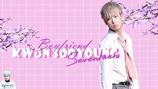Seventeen Imagines    Hoshi as your Boyfriend