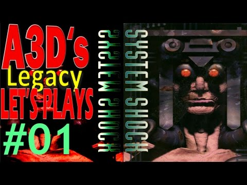 Joey´s System Shock Commentary: Part 1 - Incident on Citadel Station