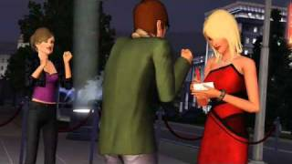 The Sims 3 Late Night Launch Trailer