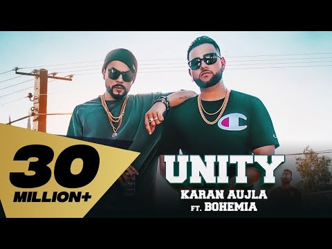 UNITY (Full Video) Karan Aujla Feat. Bohemia I Deep Jandu I Rupan Bal I Latest Punjabi Song 2018