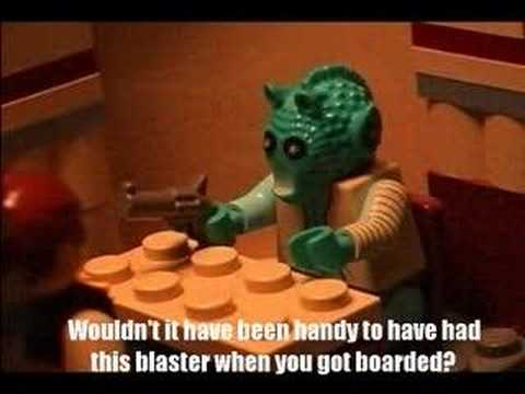 Greedo: The Untold Story