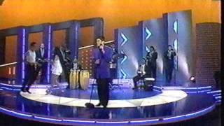 Jerry Rivera  ''  Ahora Que Estoy Solo & Magia    ''Sabado Gigante # 95