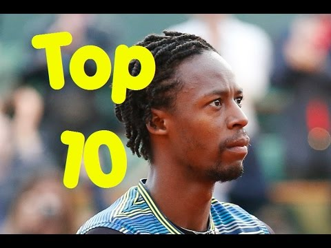 Gael Monfils | Top 10 Awesome Points (HD)