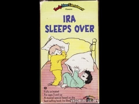 Opening To Ira Sleeps Over 1993 VHS