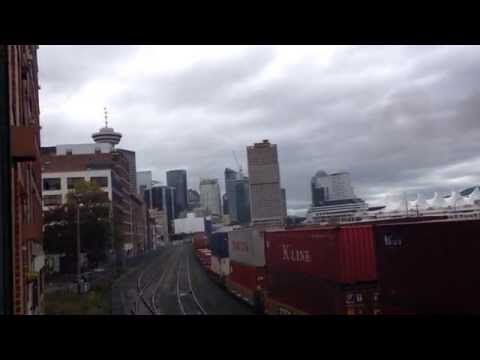 Gastown Rail Air Pollution
