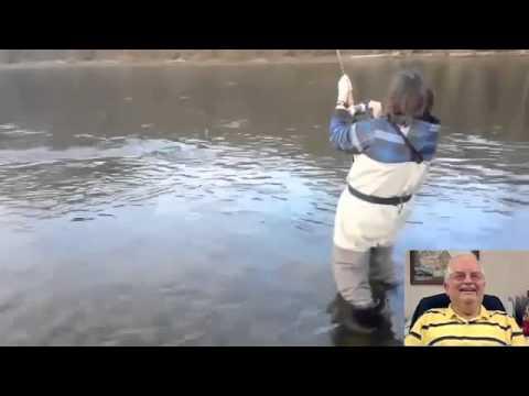 Женская рыбалка  Круче язя