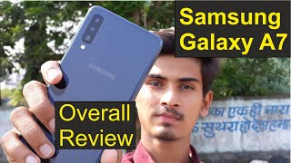 Samsung Galaxy A7 2018 Overall Review in Depth | After using 13 days | Triple camera
