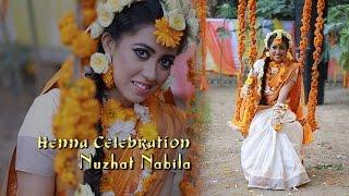 Nabila's Holud | KMA Taher Cinematography | Bangladesh Best Cinematic Trailer - 2016