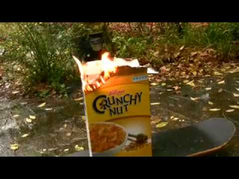 Advert - Kellogg's Crunchy Nut