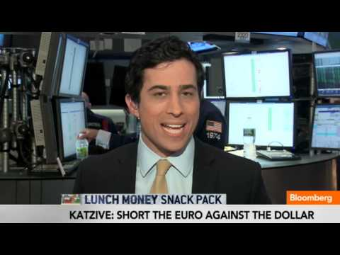 Snack Pack: WTI Crude, Euro, McDonald's, Bond Risk