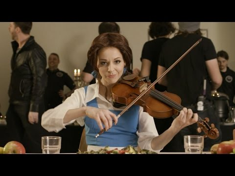 Musica-Beauty and the Beast - Lindsey Stirling