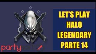 Let's Play Halo Legendario parte 14 - PartySoft