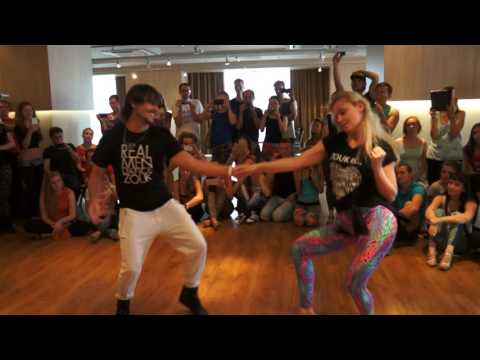 00015 RZCC 2016 Anastasia and Kamacho ACD 1 ~ video by Zouk Soul