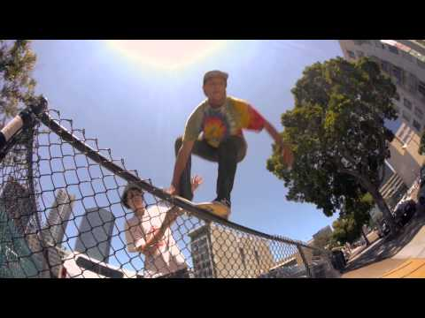 National Skate Day Montage June 21/San Diego 2013